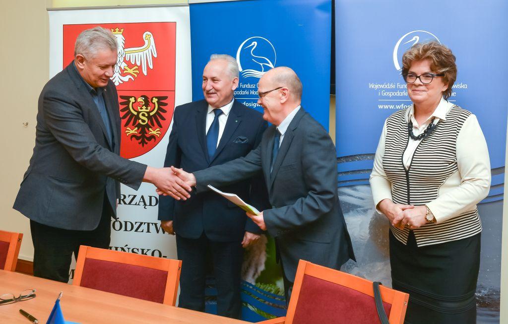 Unijne środki dla regionu
