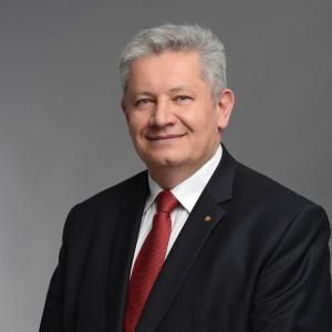 Adam Krzyśków- Prezes Zarządu WFOŚiGW wOlsztynie