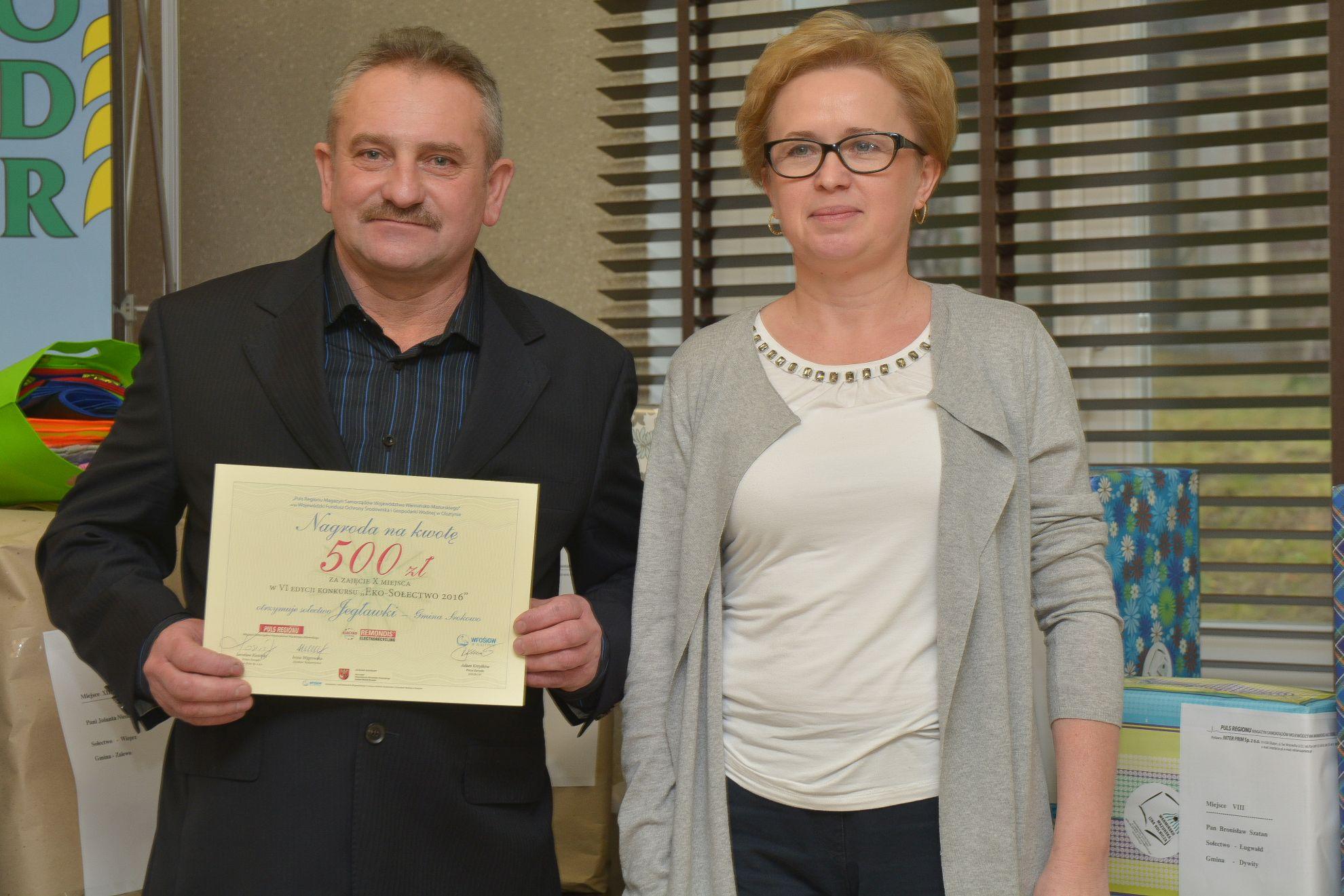 """Rozstrzygnięto VI edycję konkursu """"Eko-Sołectwo"""""""