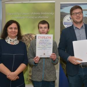 Finał Regionalnego Konkursu Wiedzy Ekologicznej