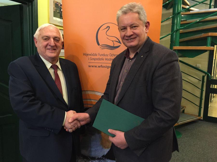 Porozumienie Funduszu idziałkowców