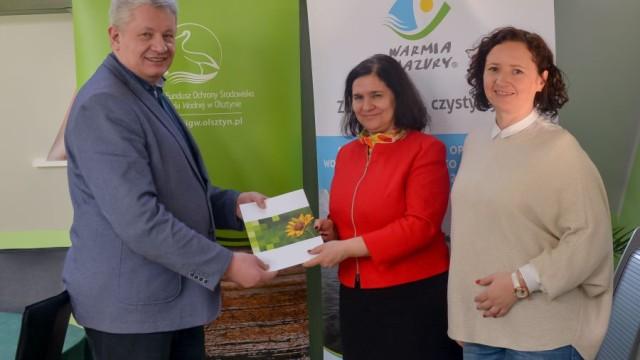 Dofinansowanie dla centrum edukacji wGiżycku