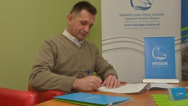 Dotacja dla Centrum Edukacji Ekologicznej wEłku