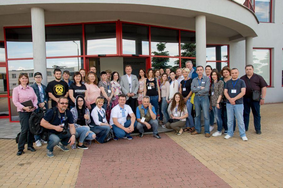 Wizyta dziennikarzy zUkrainy naWarmii iMazurach