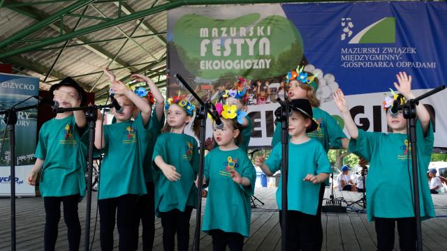 """IX Mazurski Festyn Ekologiczny """"Eko-Logika"""""""