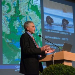 Konferencja naukowa oszkodach istratach wyrządzanych przez leśne zwierzęta