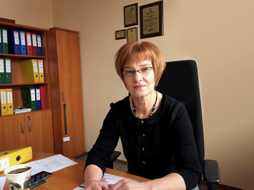 Rozmowa zDorotą Daniluk, z-cą Warmińsko-Mazurskiego Wojewódzkiego Lekarza Weterynarii wOlsztynie