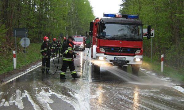 """Regulamin """"Ogólnopolskiego programu finansowania służb ratowniczych"""""""