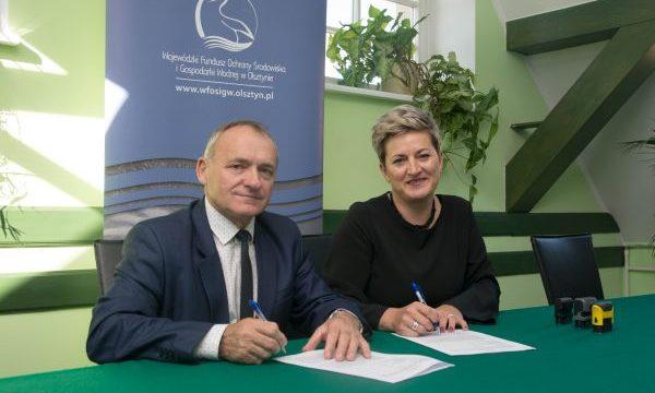 Gmina Płośnica porządkuje gospodarkę wodno-ściekową