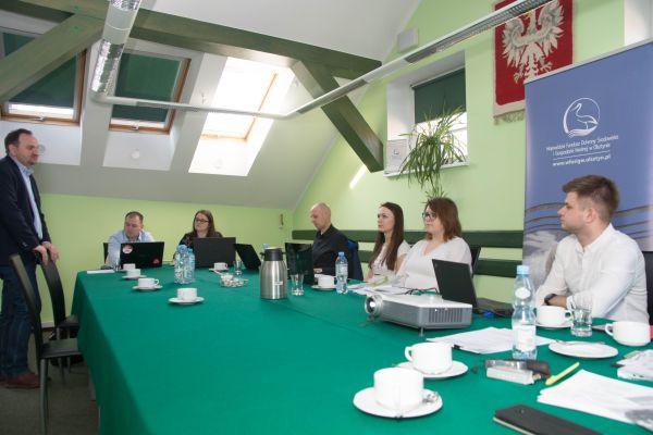 Program Czyste Powietrze- szkolenie dla przedstawicieli JST