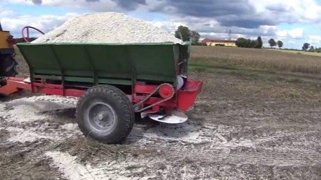 Szkolenie online dotyczące wapnowania gleb