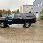Nowy samochód dla OSP Milejewo