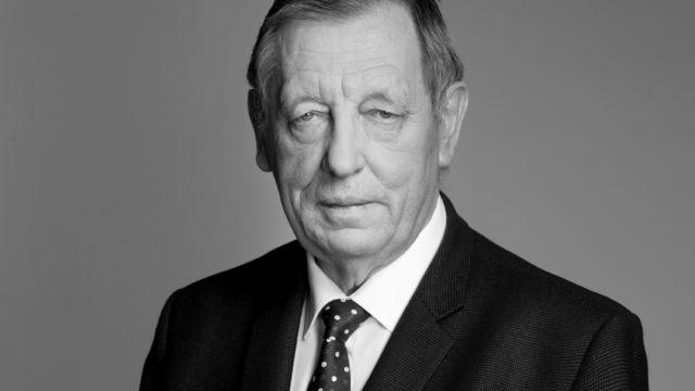 Profesor Jan Szyszko 19.04.1944 – 9.10.2019