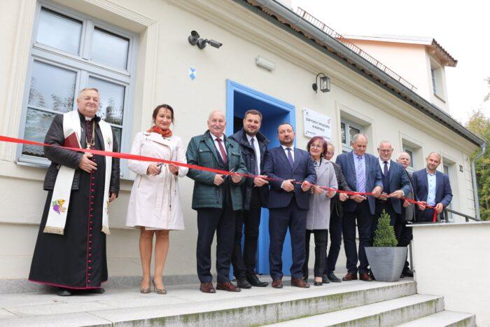 Dom Pomocy Społecznej wWorynach oficjalnie otwarty