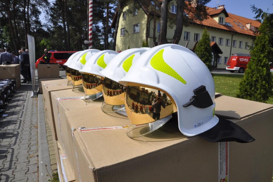 Podnoszenie potencjału technicznego służb ratowniczych