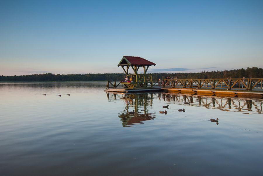 Rozpoczęła się długo oczekiwana rekultywacja Jeziora Gołdap