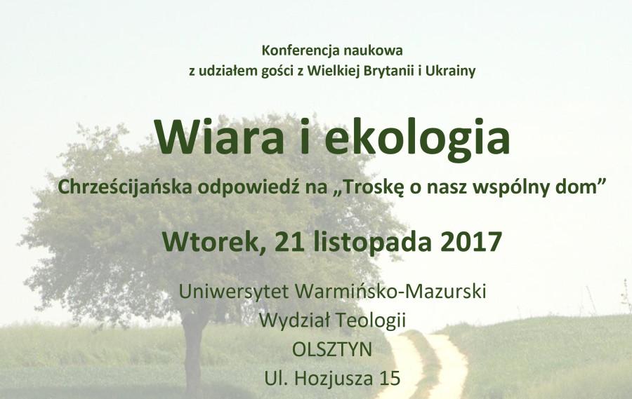 Zaproszenie namiędzynarodową konferencję naukową