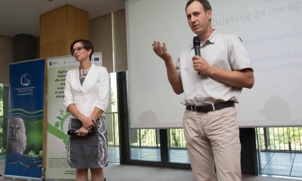 WOlsztynie odbyła się konferencja poświęcona termomodernizacji budynków