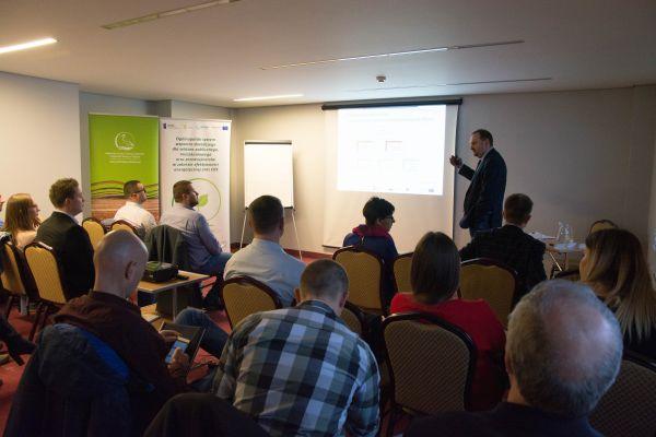 Dwudniowe szkolenie dla energetyków gminnych
