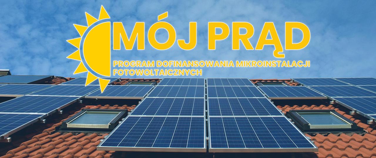 """Program """"Mój Prąd"""" – założenia szczegółowe"""