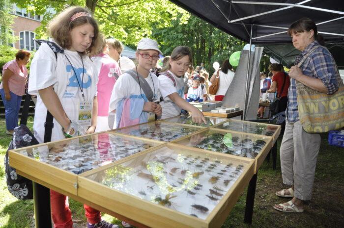 Nabór wniosków wkonkursach dotyczących edukacji ekologicznej