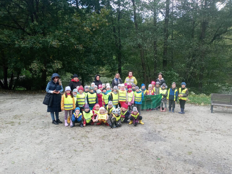 Edukacyjne spotkania olsztyńskich przedszkolaków