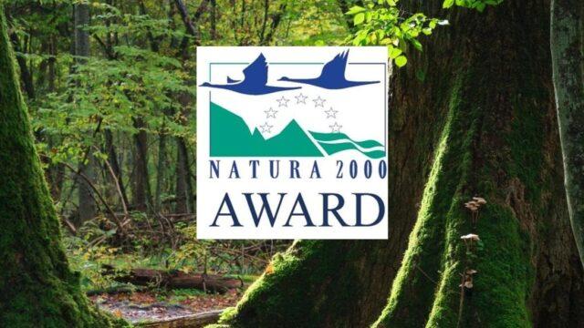 Zgłoś kandydata doNagrody Natura 2000